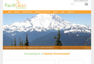 Website Design for Environmental Services Company